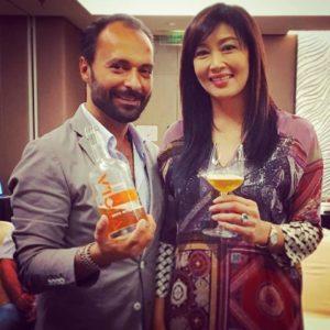 Aroy Gourmet Show in Bangkok, 2015