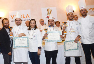 Stars Cooking Show Viola Trophy